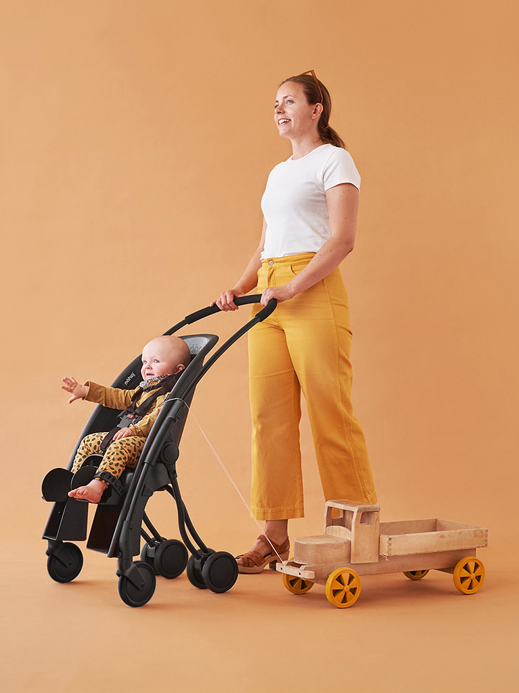 Påhoj Stroller for kids